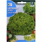 rocalba seed green lettuce lollo bionda 100 g - 1