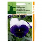 Panselute Mov Cu Alb, Viola Swiss Giant Super Beaconsfield, 0.15 g