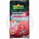 Substrat pentru muscate si alte flori de balcon, 20 litri