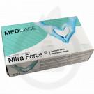 lyncmed safety equipment nitrile blue powder free xl - 1