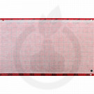 Impact Red, 40 x 25 cm