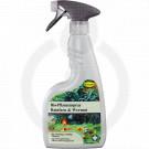 schacht fertilizer organic plant spray tansy wormwood 500 ml - 1