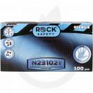 lyncmed safety equipment nitrile blue powder free l - 1