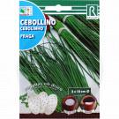 rocalba seed chive praga 132 seeds - 1