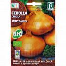 rocalba seed white onion stuttgarter bio 3 g - 1