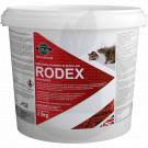 pelgar rodenticid rodex wax block 2 5 kg - 1
