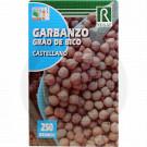 rocalba seed chickpea castellano 250 g - 2