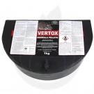 pelgar rodenticid vertox momeala peleti 1 kg statie intoxicare - 1