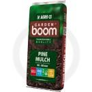 Ingrasamant gazon Garden Boom Scoarta de pin, 39 x 65 litri