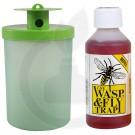t18 Wastec, capcana viespi + WaspPRO, atractant 250 ml