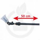 solo telescopic lance telescopic wand 25 50 cm solo 49628 - 1