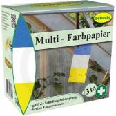 Capcana Adeziva Insecte Interior si Gradina Farbpapier