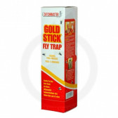 catchmaster adhesive trap gold stick fly - 2