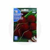 Ridichi Redondo Rojo Crimson Giant, 100 g