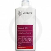 medisept disinfectant velodes silk 500 ml - 1