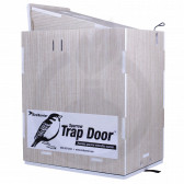 bird barrier capcana trap door capcana vrabii - 1