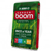 Ingrasamant gazon Garden Boom Once a year 25-05-08+3MgO, 15 kg