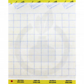 russell ipm adhesive trap impact yellow 20 x 25 cm - 1