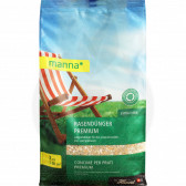 hauert fertilizer manna lawn fertilizer premium 2 kg - 1