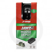 jt eaton trap jawz mouse depot covered trap - 2