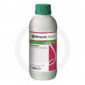 syngenta insecticide crop minecto alpha 1 l - 1