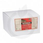 pelgar rodenticid rodex pasta bait 20 kg - 4