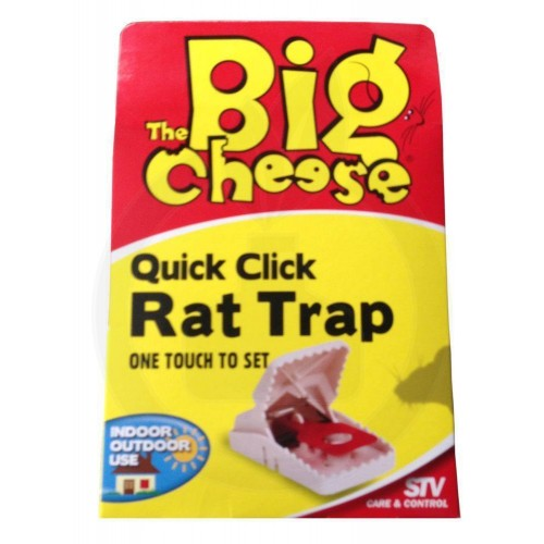 Big Cheese, capcana sobolani