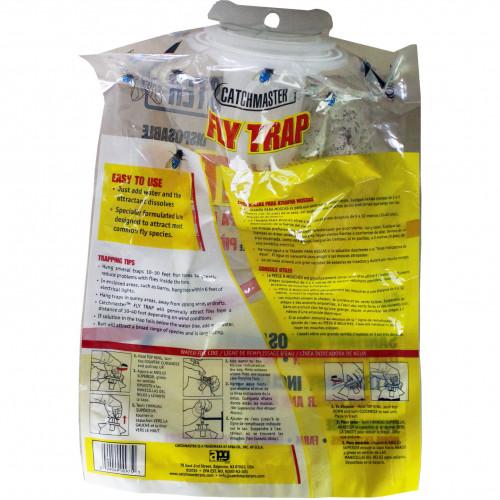 catchmaster capcana fly bag muste - 2