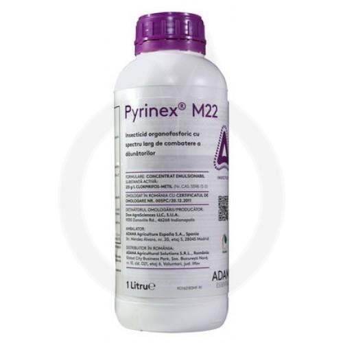 Pyrinex M22, 1 litru