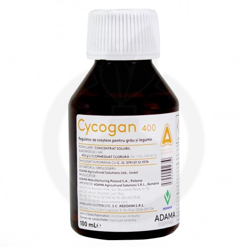 Cycogan 400 SL, 100 ml