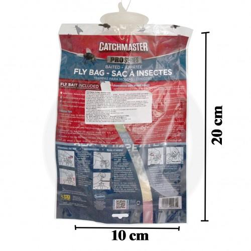 catchmaster capcana fly bag muste - 6