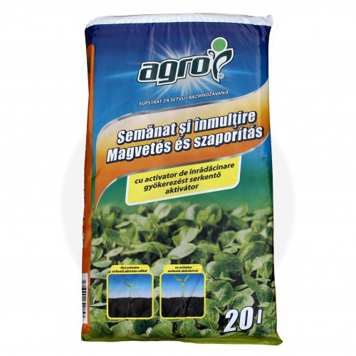 Substrat pentru insamantare si inmultire, 20 litri
