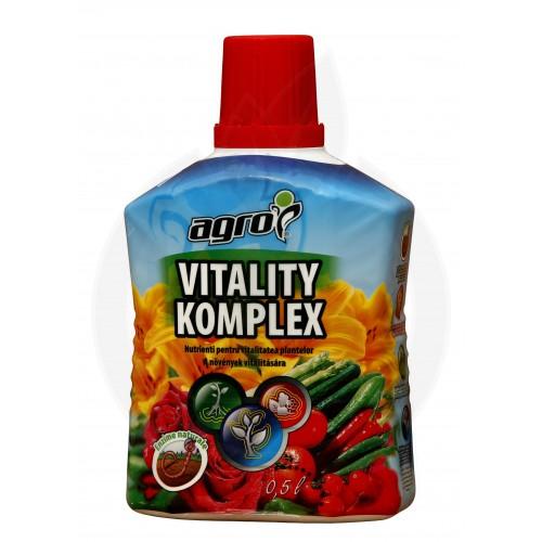 Vitality komplex, 500 ml