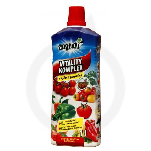 Vitality komplex rosii si ardei, 1 litru
