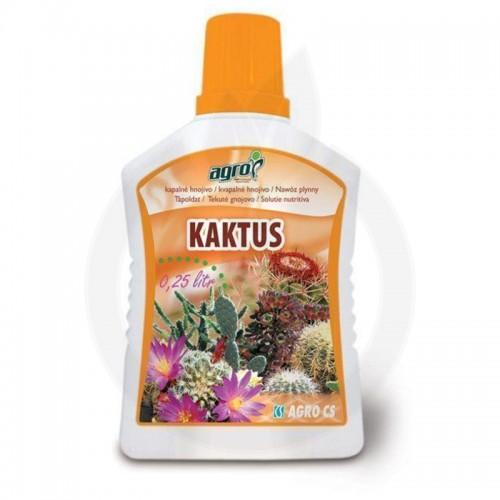 Ingrasamant lichid pentru cactusi si suculenti, 250 ml