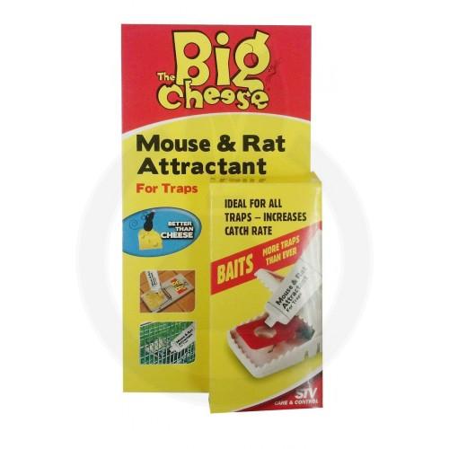 Big Cheese STV 163, atractant rozatoare
