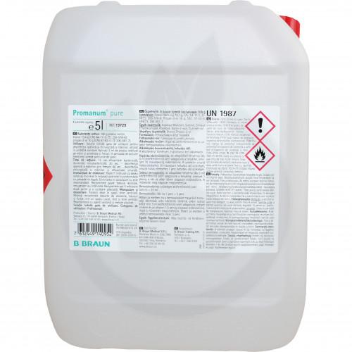 b.braun dezinfectant promanum pure 5 litri - 3