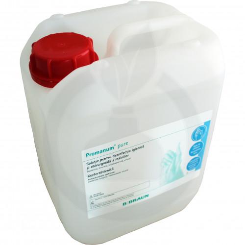 b.braun dezinfectant promanum pure 5 litri - 2
