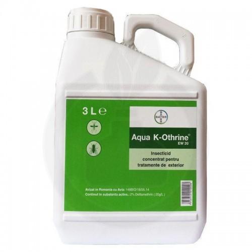 Aqua K-Othrine EW 20, 3 Litri