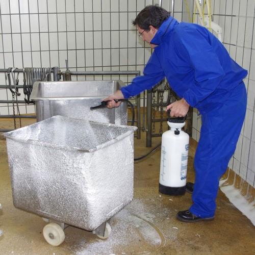 Pulverizator manual Birchmeier Foam Matic 5E