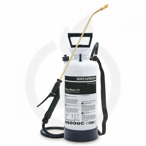 Pulverizator manual Birchmeier Spray-Matic 5P, 5l