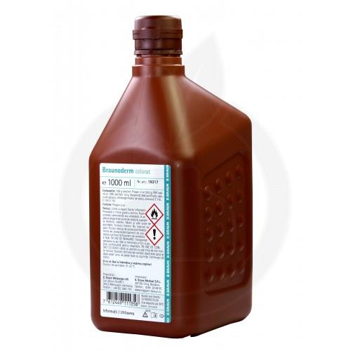 Braunoderm, 1 litru