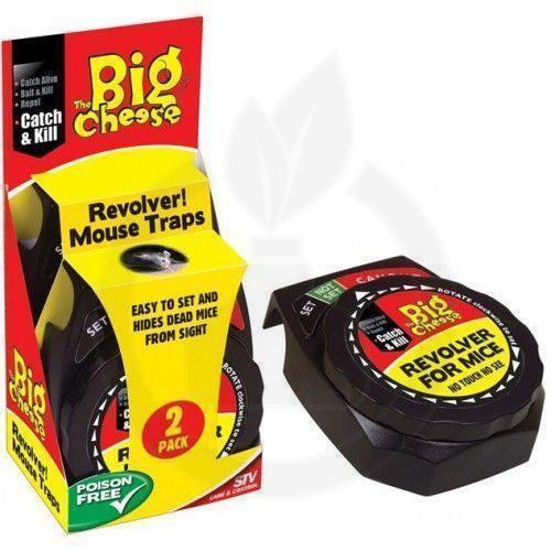 Big Cheese STV 142, capcana soareci