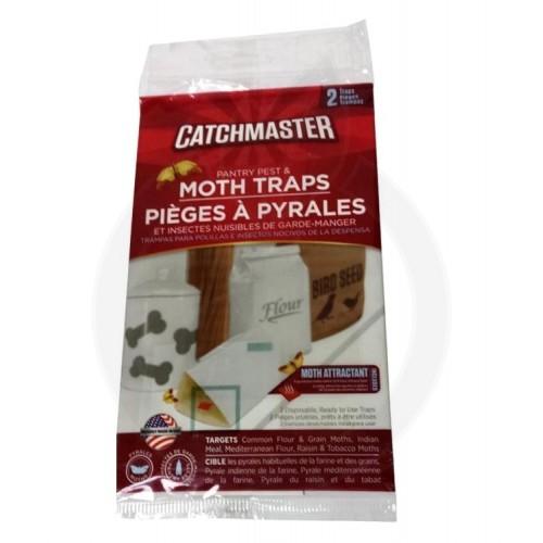 CatchMaster 812B, adeziv molii alimente, set 2 bucati
