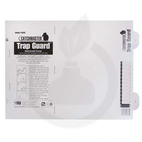 CatchMaster 48TG, protectie capcane adezive