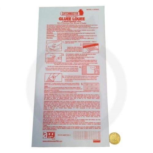 CatchMaster 60RB, adeziv sobolani