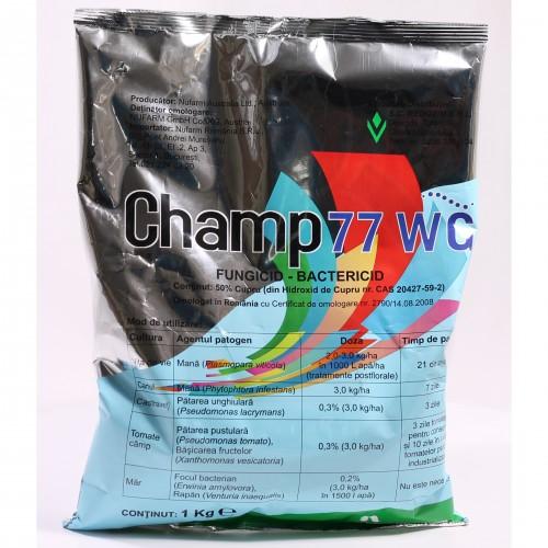 nufarm fungicid champ 77 wg 1 kg - 4