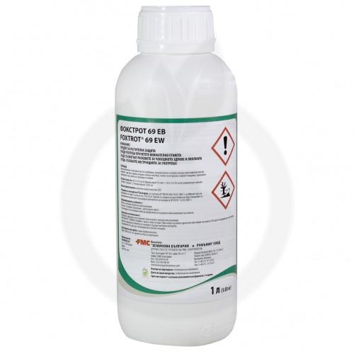 cheminova erbicid foxtrot 69 ew 1 litru - 2