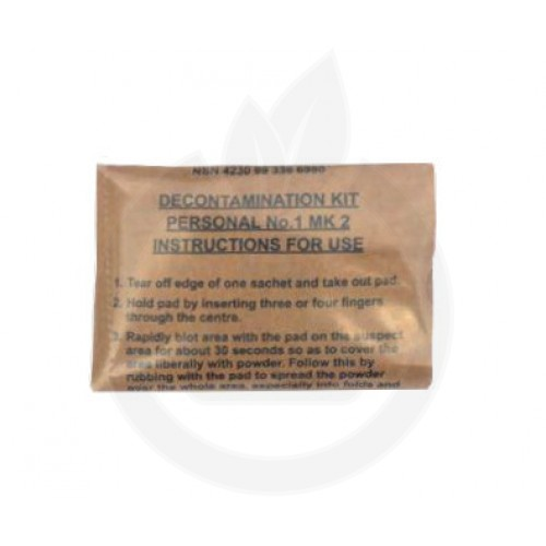 Kit decontaminare, 20 g