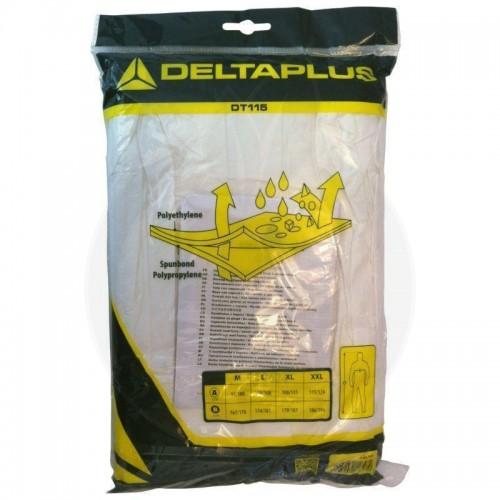 Combinezon antichimic cat.III 5-6, Delta Plus DT115, L